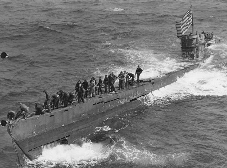 Permission to Come Aboard - Four Surviving WW2 U-Boats You ...
