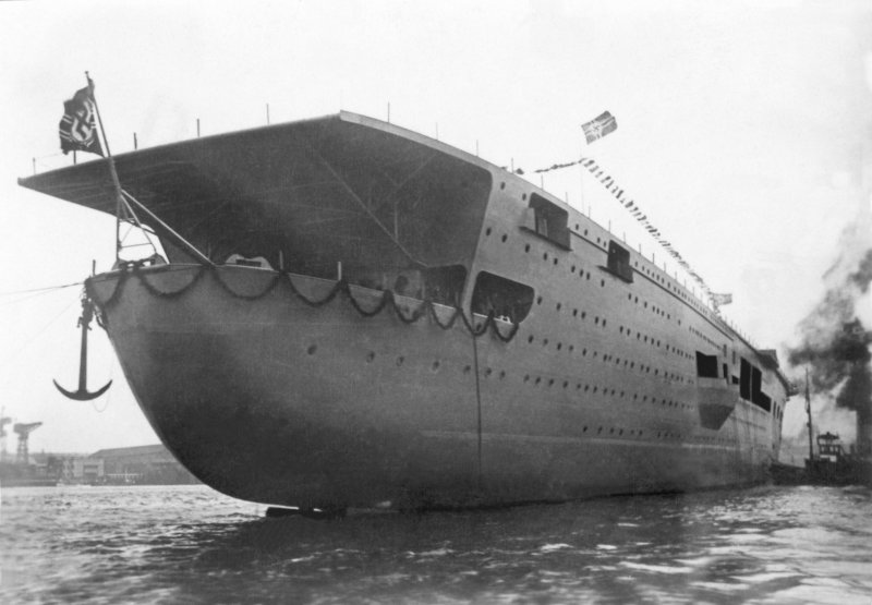 Fantastic Flattops - Three Amazing Aircraft Carriers that Might Have