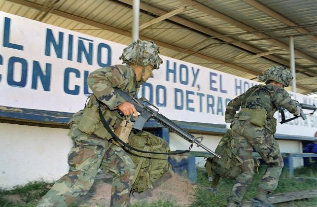 Codename generator military