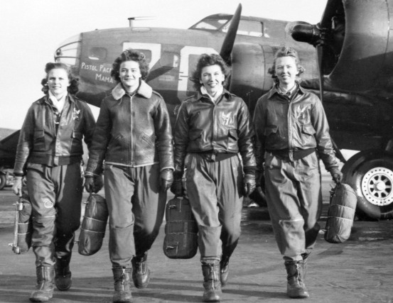 Image result for female pilots  first