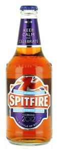 "Enjoy a ""Bottle of Britain"" with Spitfire Ale."