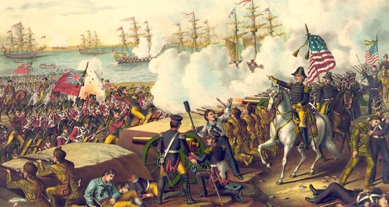 None of the soldiers who fought in the Battle of New Orleans realized that the War of 1812 ended two weeks earlier.