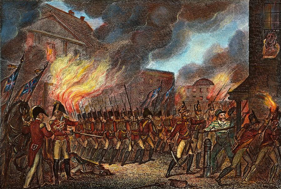 Image result for war of 1812 tornado